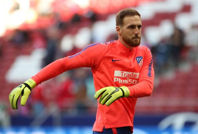 Jan Oblak comments on his future amid Man United links