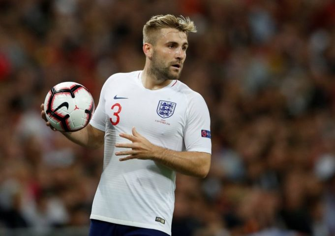 Marcus Rashford Believes Connection With Shaw Could Be Key For England