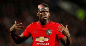 Paul Pogba breaks silence on his Man United future