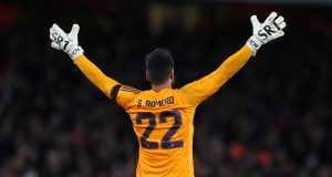 Sergio Romero eyes his next move after Manchester United departure