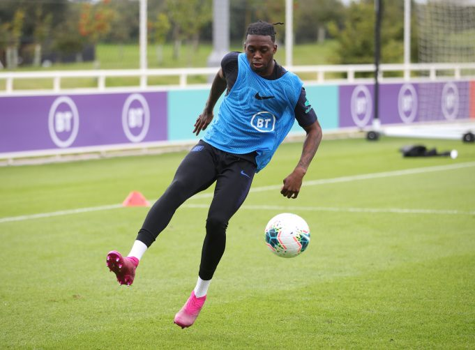 Aaron Wan-Bissaka reflects on how his career ended