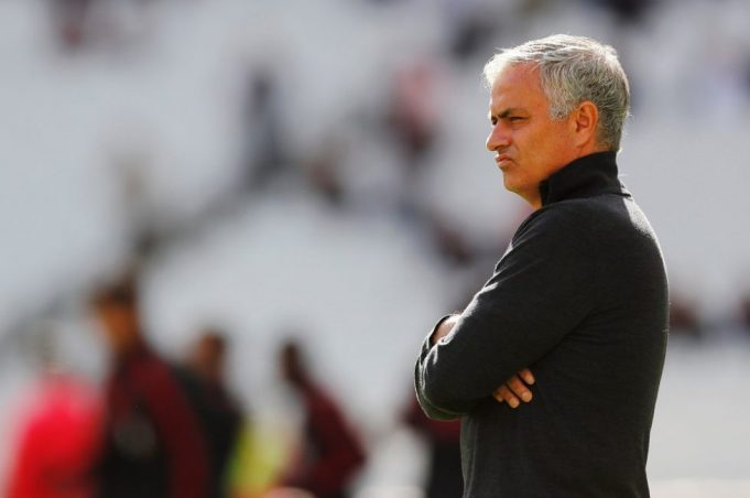 Jose Mourinho pinpoints United's problem with Sancho transfer
