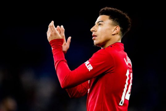 OGS wants Jesse Lingard amid transfer speculation