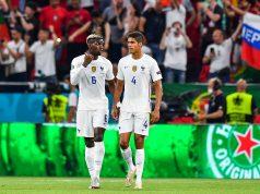 Raphael Varane explains his relationship with Paul Pogba