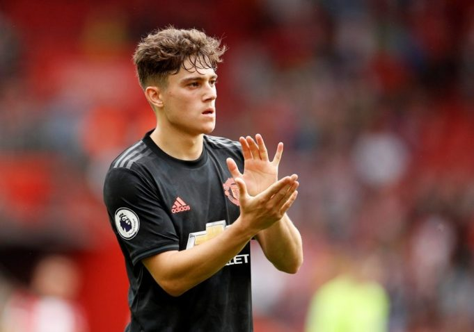 Daniel James destined to become a complete player at Leeds