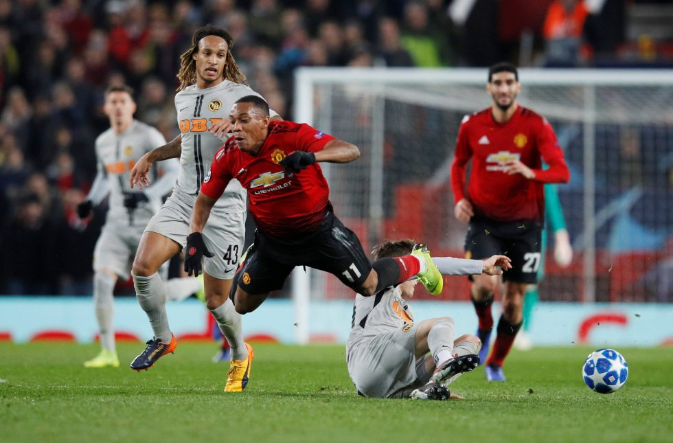 Manchester United vs Young Boys Prediction & Betting Tips