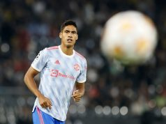 Raphael Varane adamant to guide Man United back to top