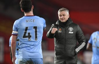 United to look at alternatives of Declan Rice for next summer