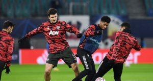 Manchester United predicted line up vs Atalanta